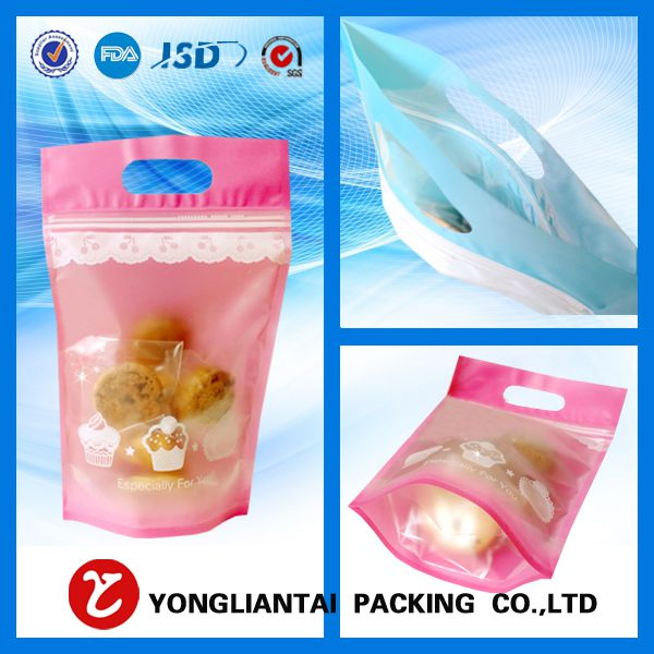 The main characteristics of plastics for bag packing