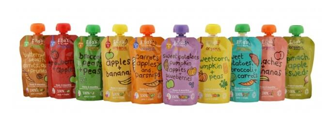 Baby Food Packing Flexible