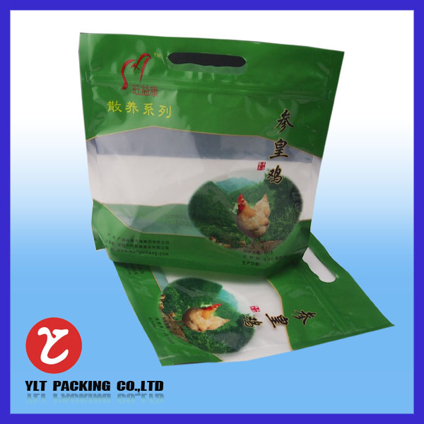 meat and fruit vacuum food bags