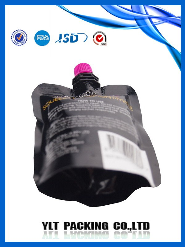 the picture of Promotional beautiful spout pouch