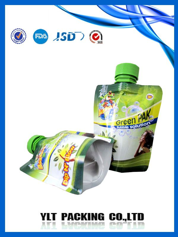 the picture of Spout plastic stand up pouch