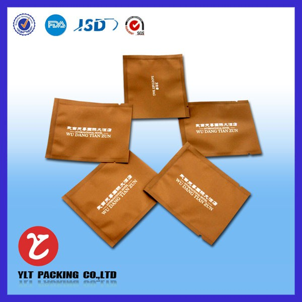 Aluminum foil zip lock bag wholesale
