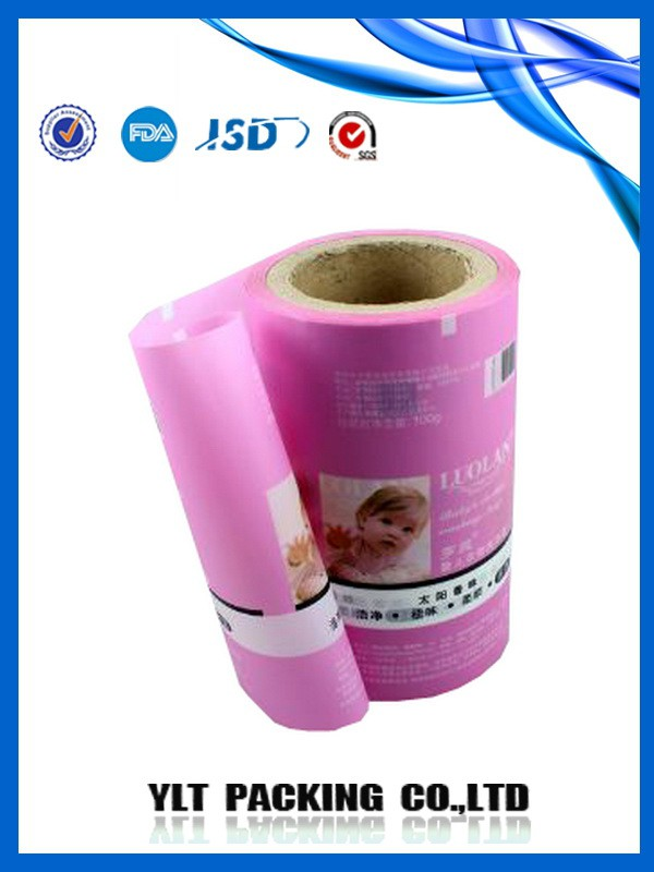 Flexible roll film