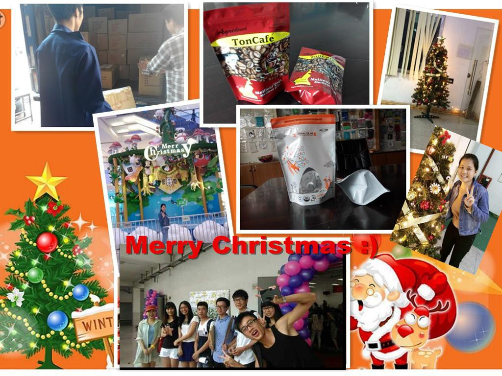 Merry Christmas' Promotional gifts in YLT Packing Co Ltd. in China