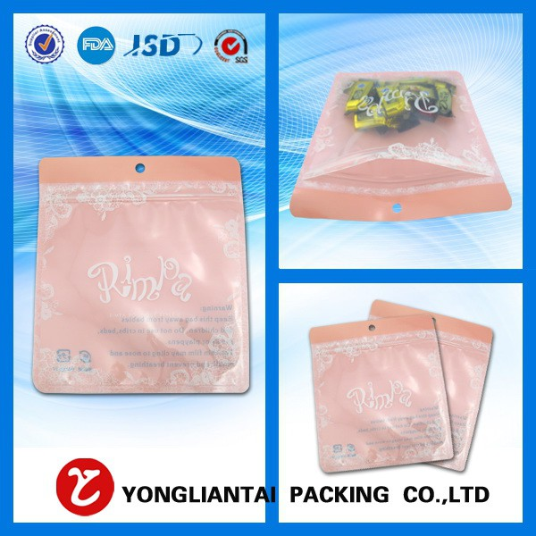 Clear pvc zipper bag Direct China factory manufacture