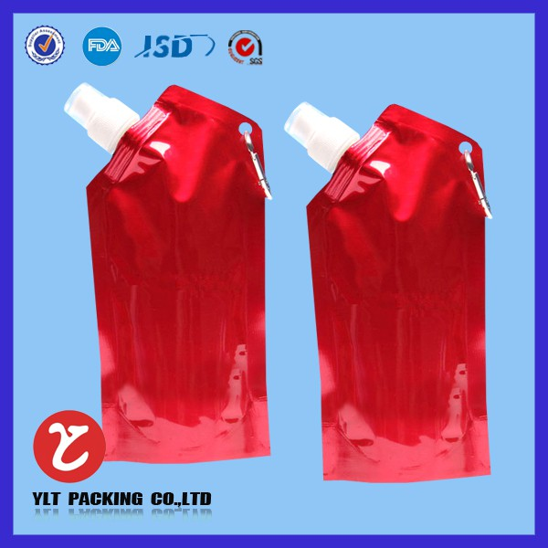 Spout Pouch|Reuseable Jelly Packing Pouch|Doypack for Juice 2016 Top Quality BPA Free passed