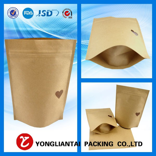 2016 new mould high grade brown paper bags