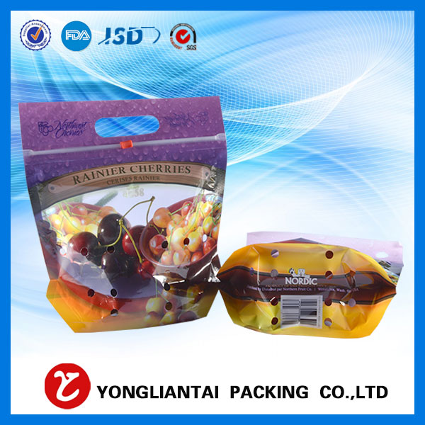 Vegetable bags for supermarket supplier from China