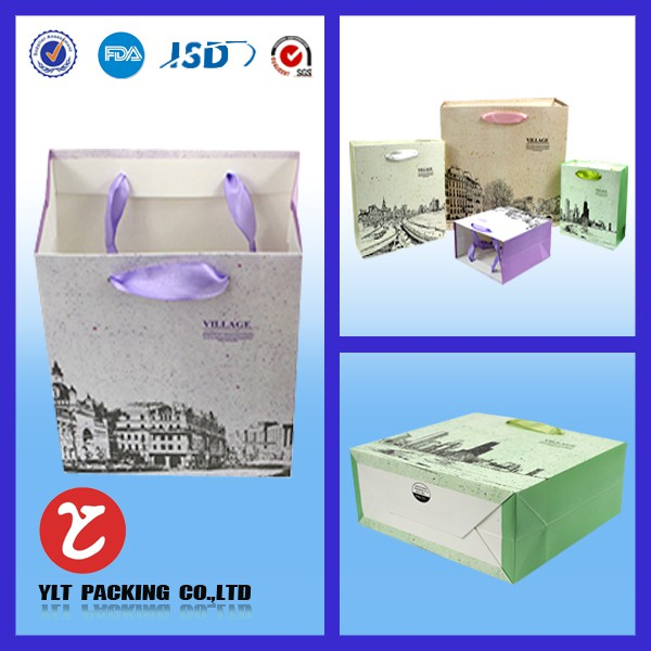 Handle bags with logo wholesaler
