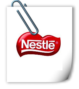 Cooperate with Nestle plastic bag