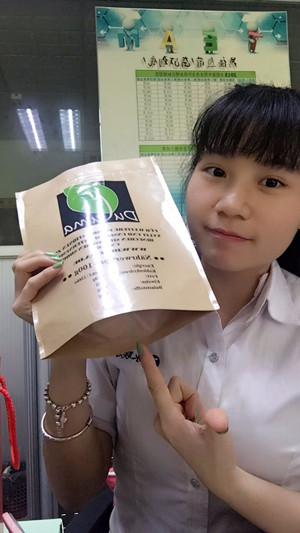 Kraft paper bag manufacturers food grade of china supplier